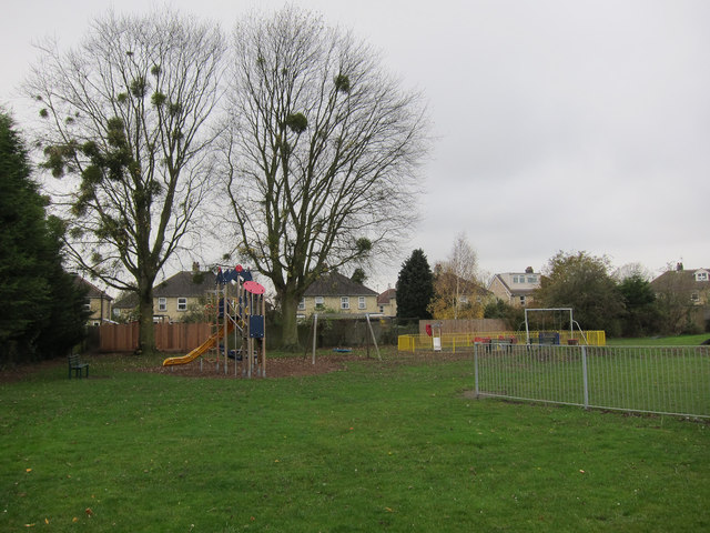 Play area, Ramsden Square