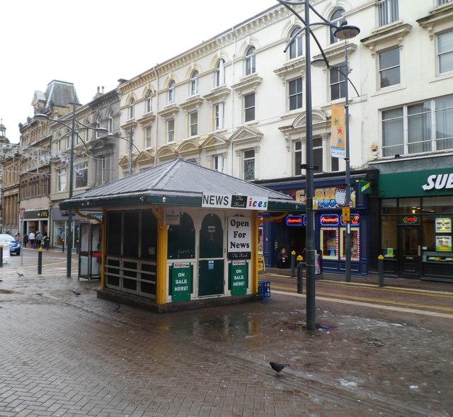The Kiosk, High Street, Newport