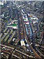 TQ3174 : Brixton from the air by Thomas Nugent