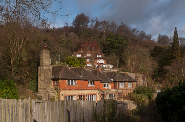 Pilgrims' Way bridleway