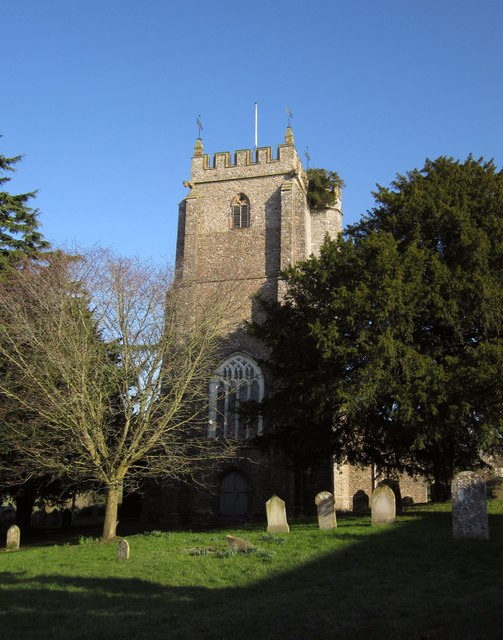 All Saints church, Culmstock