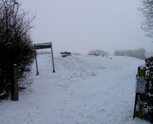 Hill Top reservoir
