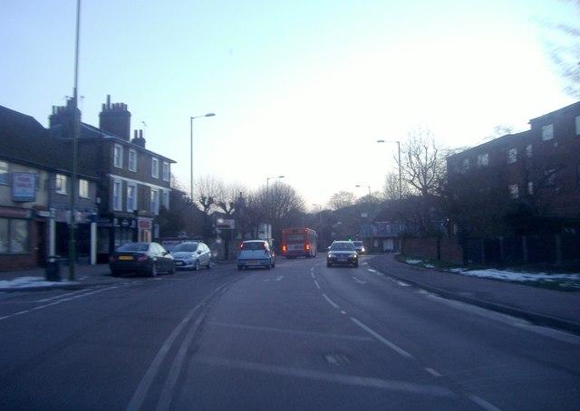High Road Wormley
