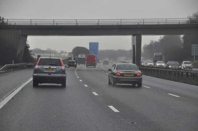 Bromsgrove : The M42 Motorway
