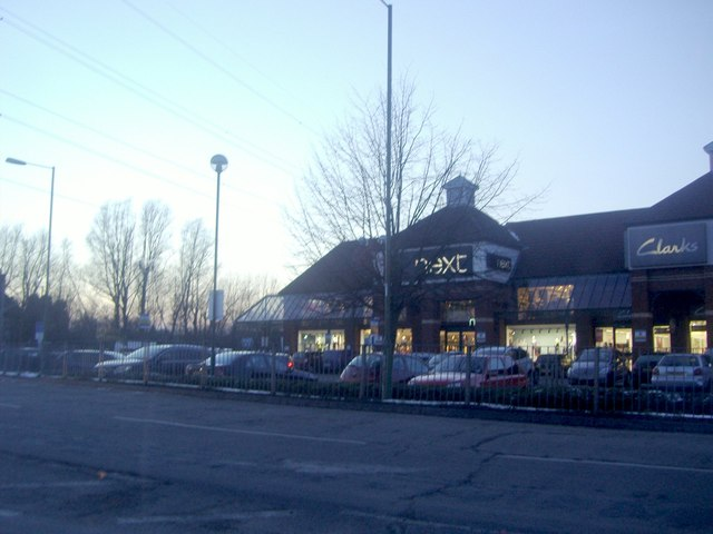 Next, Brookfield Retail Park