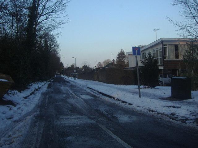 Allard Way, Broxbourne