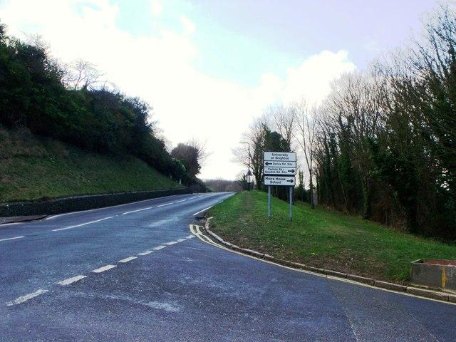 Upper Duke's Drive, Eastbourne
