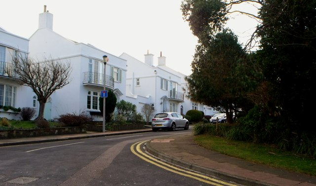 Holywell Close, Meads, Eastbourne