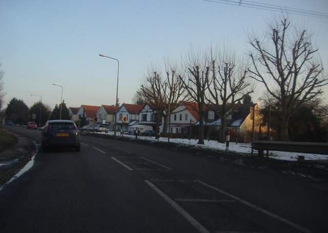 Nazeing Road