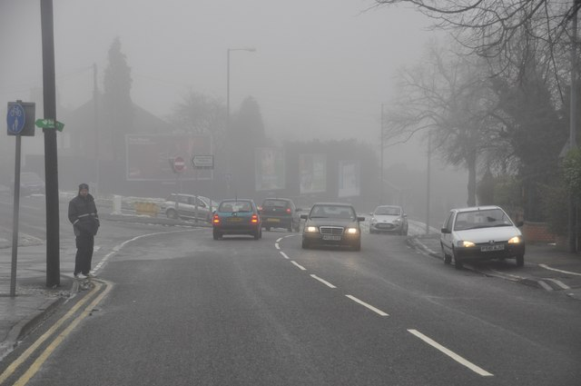 Nuneaton : Coventry Road