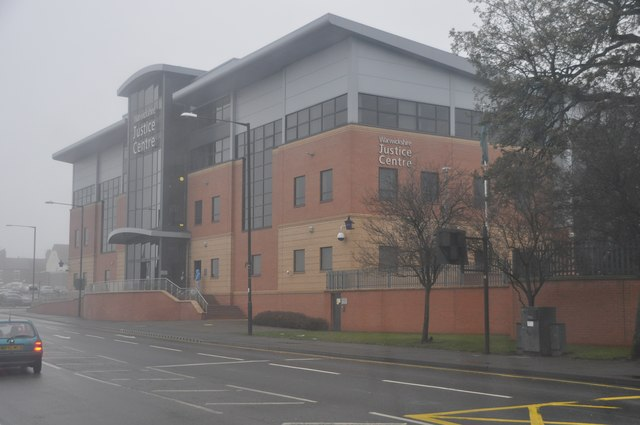 Nuneaton : Warwickshire Justice Centre