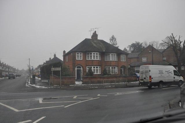 Nuneaton : Leicester Road