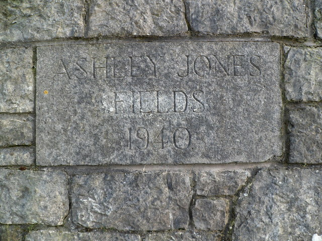 Ashley Jones Fields 1940, Bangor
