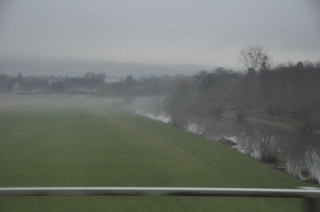 Wychavon : The River Avon