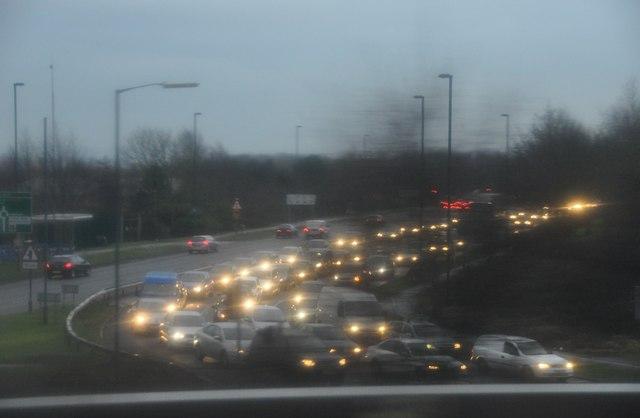 South Gloucestershire : M5 Motorway Junction 15