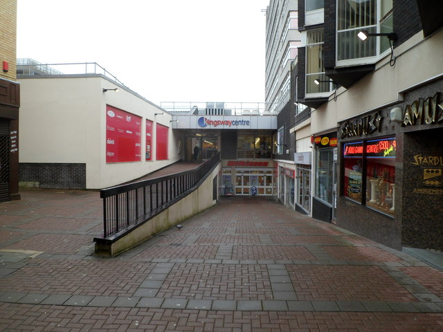 Emlyn Walk, Newport