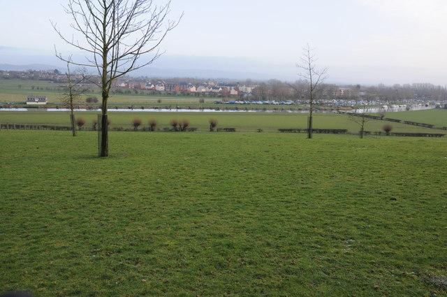 River Avon near Tewkesbury