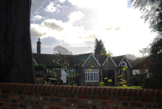 Part of Ewell Manor