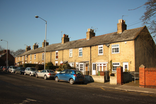Church Lane cottages