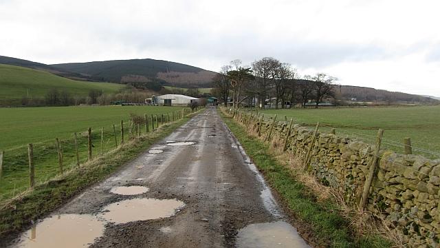 Glenrathope road