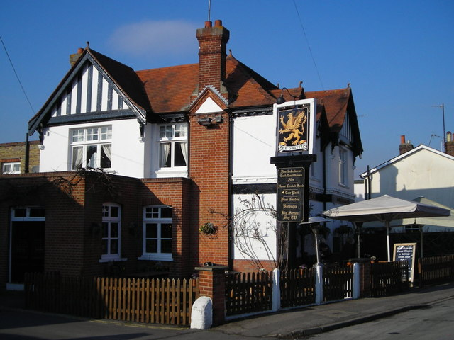 The Griffin pub
