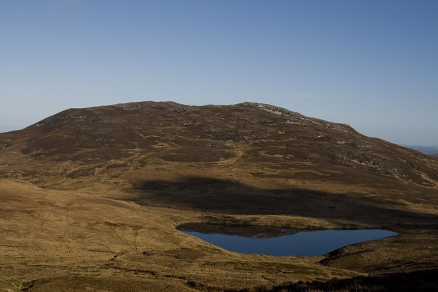 Sgarbh Breac and Loch Mhurchaidh, Islay