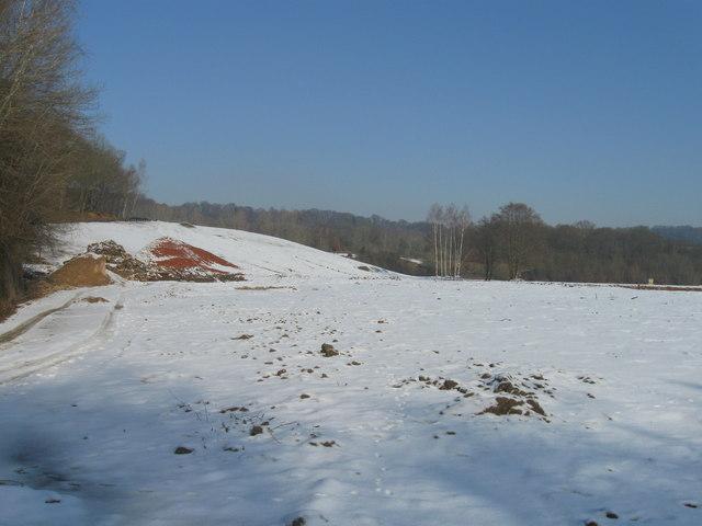 Site of former Nutbourne Brick Works