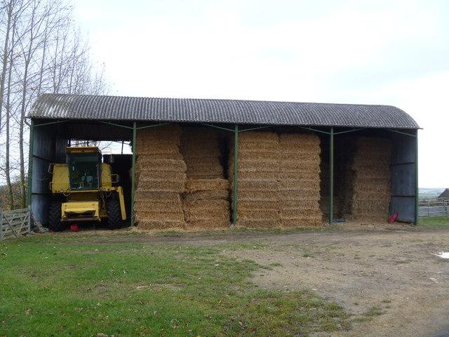 Well stocked barn
