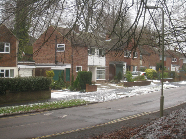 Houses in Glen Road