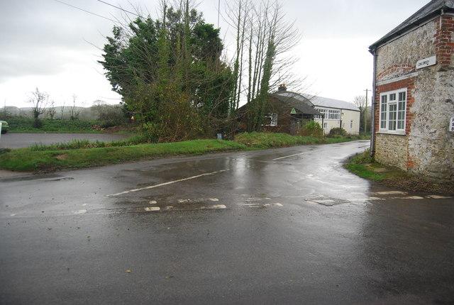 Cox's Lane, Litton Lane junction