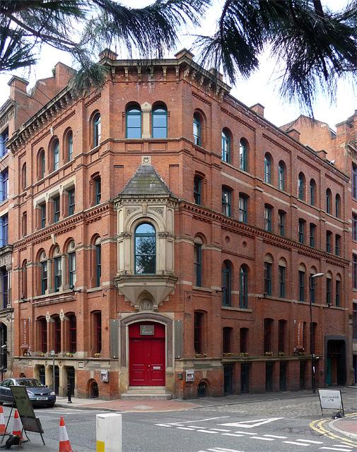 46 Sackville Street, Manchester