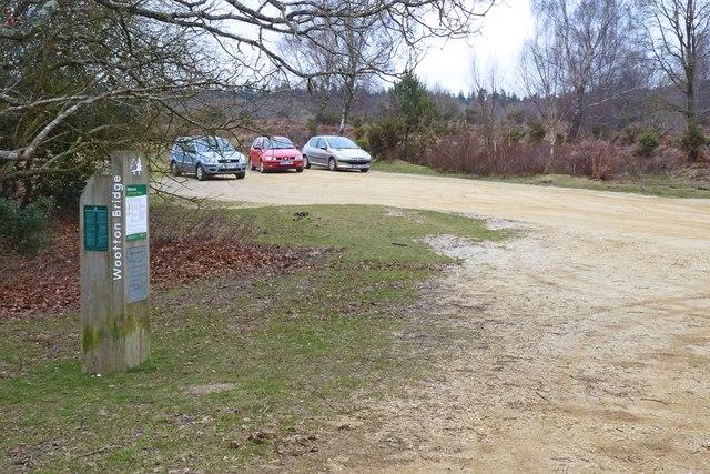 Wootton Bridge Car Park