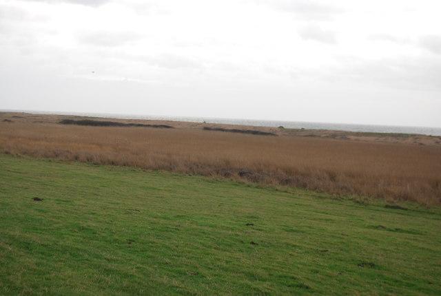 Burton Mere and Cogden Beach