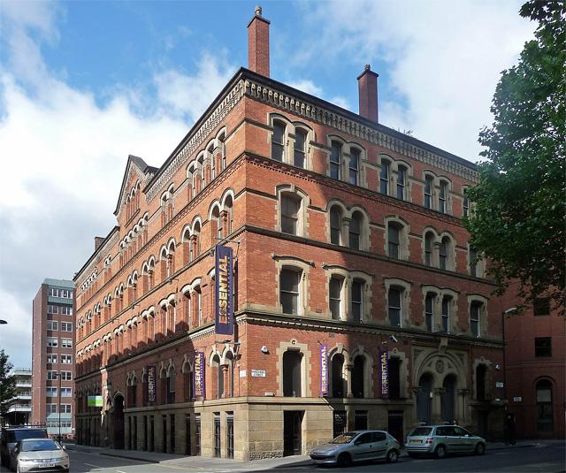 8 Minshull Street, Manchester