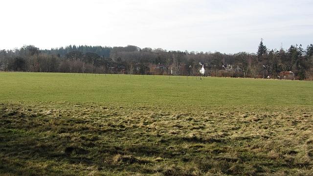 Cricket field, Gifford