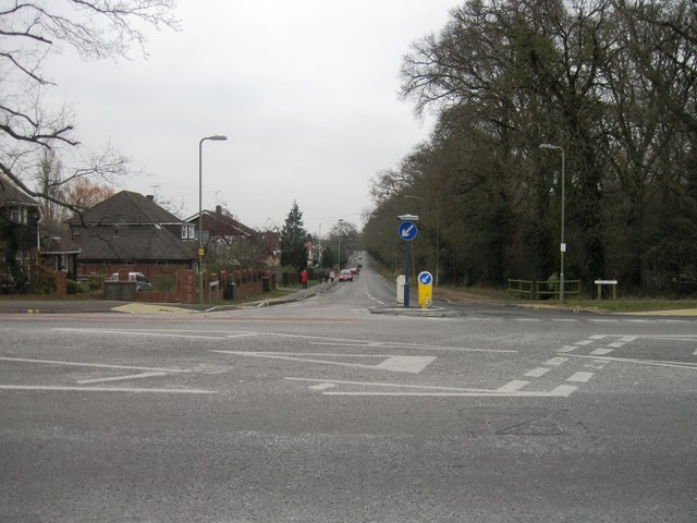 Park Lane, Cowplain