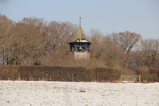 Bell tower, the Gallops