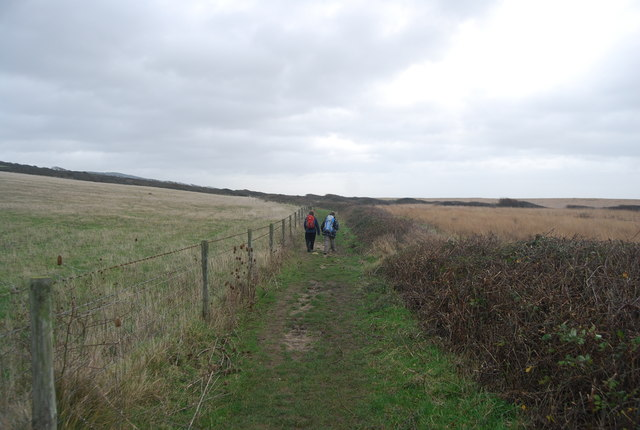 Walking the South West Coast Path