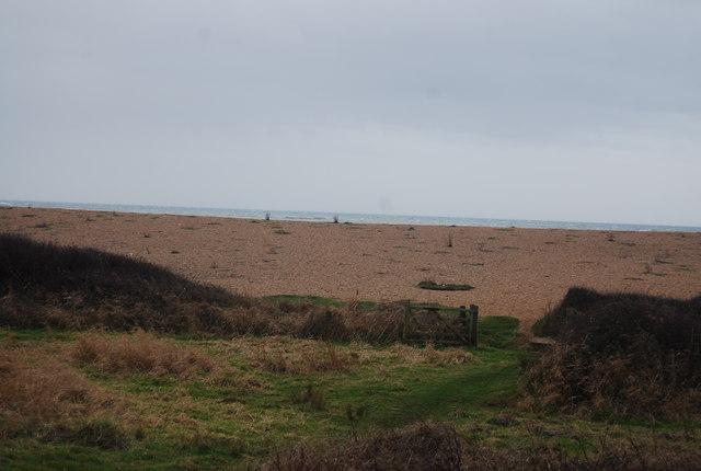 Cogden (Chesil) Beach