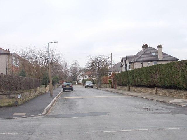 Fern Hill Road - Grosvenor Road