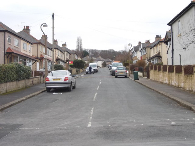 Parkwood Road - Fern Hill Road