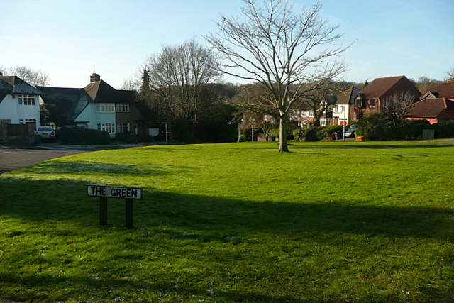 The Green, Amersham Common