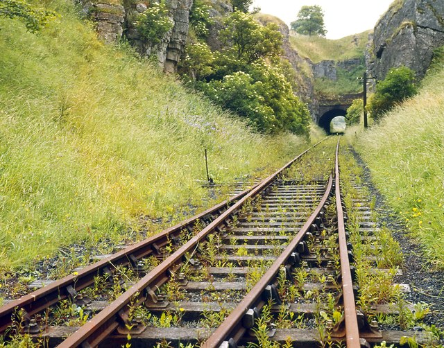 Hopton Tunnel Spring 1967