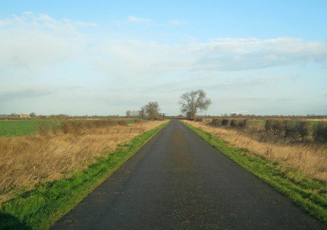 Lane to Holme