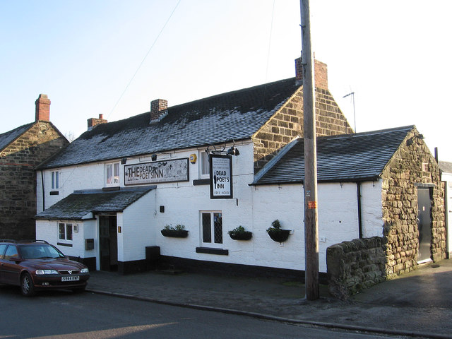 Holbrook - The Dead Poet's Inn
