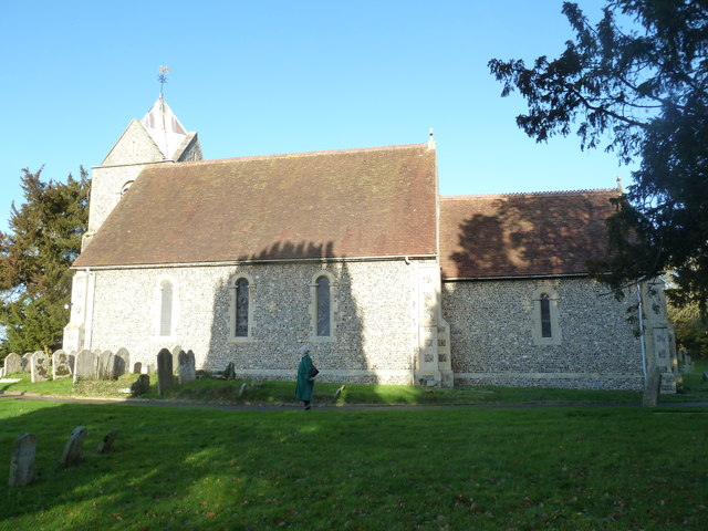A late November visit to St Nicholas, Newnham (1)