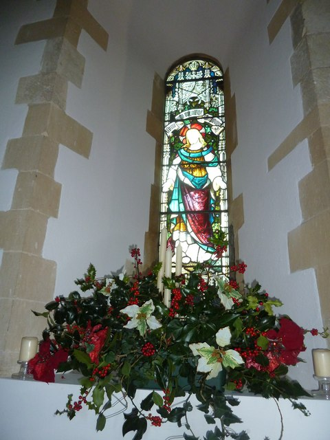 A late November visit to St Nicholas, Newnham (3)