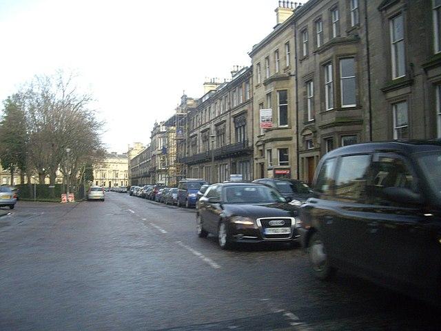 Belford Road, Edinburgh