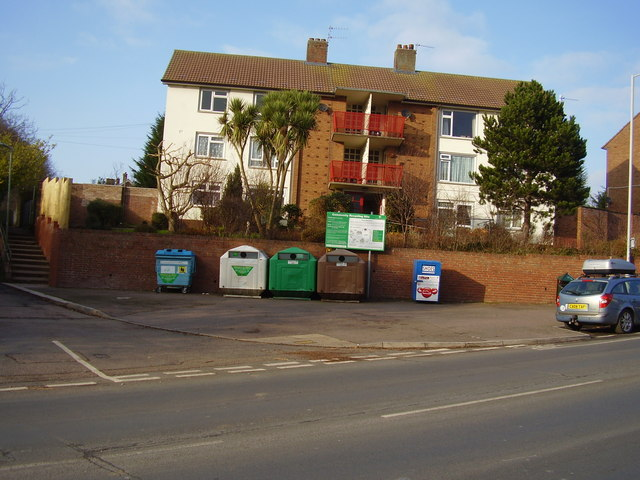 Community recycling centre, Beacon Lane