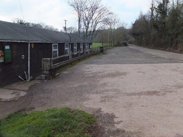 Ashcombe village hall
